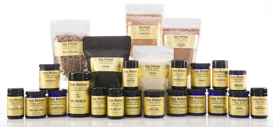 Sun Potion Brands Unlimited Health